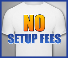 NO SETUP FEES !