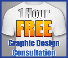 1 Hour FREE Graphic Design Consultation